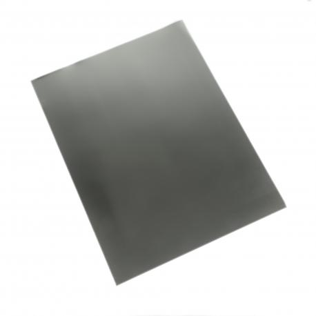 """EMI Shielding Metal - Ultraperm 80 'MuMetal', 5.25"""" x 8.0"""" x 0.004"""""""