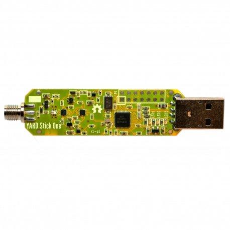 YARD Stick One - Sub-1GHz, Half-Duplex Wireless Transceiver & ANT500 Antenna Bundle