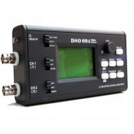 JYETech 10MHz Portable Oscilloscope w/ Battery, Dual Channel - DSO094