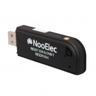 NooElec NESDR Mini SDR & DVB-T USB Stick (RTL2832 + R820T) w/ Antenna and Remote Control