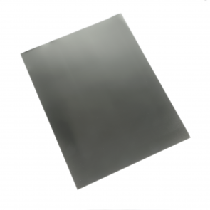 """EMI Shielding Metal - Ultraperm 80 'MuMetal', 10.5"""" x 8.0"""" x 0.004"""""""
