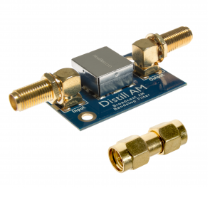 Distill:AM Barebones - Broadcast AM Bandstop Filter for Software Defined Radio Applications