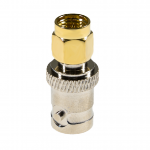 Male SMA to Female BNC Adapter