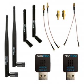 Stratux ADS-B Bundle: Dual-Band NESDR Nano 2