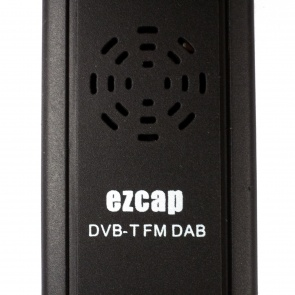 EzTV645 DVB-T USB Stick (FC0013) w/ Antenna and Remote Control