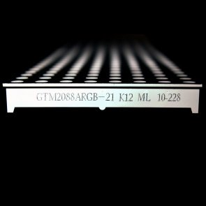 8x8 RGB LED Matrix, Large, Common Anode, Diffused Lenses