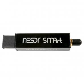 NooElec NESDR SMArt - Premium RTL-SDR w/ Aluminum Enclosure, 0.5PPM TCXO, SMA Input. RTL2832U & R820T2-Based