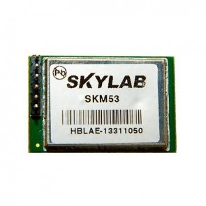 Skylab Skynav SKM53 GPS w/ MT3329 IC & Embedded Antenna; Arduino/MCU Compatible