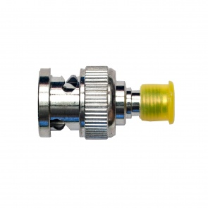 Male BNC to Female SMA Adapter