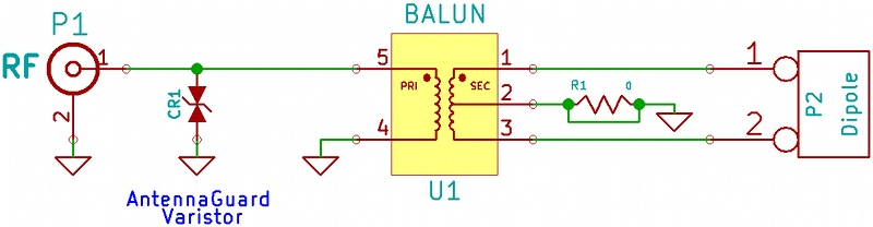 How to use the Balun?! - Page 1