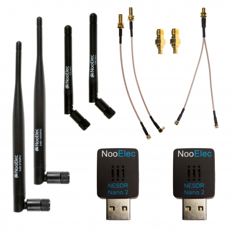 Stratux ADS-B Bundle: Dual-Band NESDR Nano 2