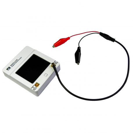 JYETech DSO Coral 2MHz Portable Oscilloscope w/ Battery & Color Touch Screen - DSO112A