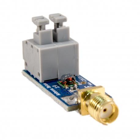 Balun One Nine - Tiny Low-Cost 1:9 HF Antenna Balun