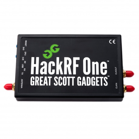 Bundle: HackRF One Software Defined Radio