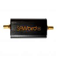 Nooelec SAWbird IR - Premium Dual Ultra-Low Noise Amplifier (LNA) & SAW Filter Module for Iridium and Inmarsat Applications. 1620MHz Center Frequency