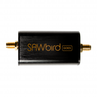 Nooelec SAWbird GOES - Premium Dual Ultra-Low Noise Amplifier (LNA) & SAW Filter Module for NOAA (GOES/LRIT/HRIT) Applications. 1688MHz Center Frequency