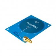 1620MHz Active Iridium Antenna Bundle - Includes SAWbird+ IR LNA & Filter Module, High Gain (3.1dBi) 1620MHz Patch Antenna, SMA DC Block, Cables & Adapters