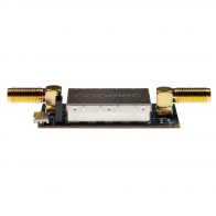 Nooelec SAWbird+ 2m Barebones - Premium Dual Ultra-Low Noise Amplifier (LNA) & SAW Filter Module for 2-Meter Amateur Radio Band Applications. 145MHz Center Frequency