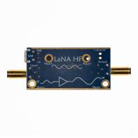 Nooelec LaNA HF Barebones - Ultra Low-Noise LF, MF & HF Amplifier (LNA) Module. 50kHz-150MHz Frequency Capability w/ Bias-Tee, USB & DC Power Options