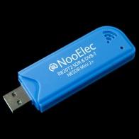 NooElec NESDR Mini 2+ 0.5PPM TCXO USB RTL-SDR Receiver (RTL2832 + R820T2) w/ Antenna and Remote Control