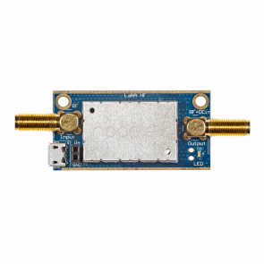 Nooelec LaNA HF Barebones - Ultra Low-Noise LF, MF & HF Amplifier (LNA) Module.  50kHz-150MHz Frequency Capability w/ Bias-Tee, USB & DC Power Options