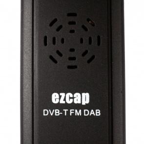 EzTV645 DVB-T USB Stick (FC0013) w/ Antenna and Remote Control