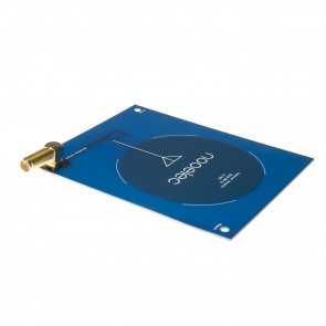 1550MHz Inmarsat Antenna - Premium PCB Patch Antenna Designed for Inmarsat Satellite Reception.  1.550GHz Center Frequency, 50MHz+ Bandwidth, 3.5dBi