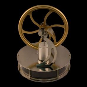 Stirling Engine Educational Demo