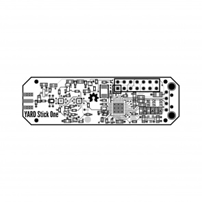 YARD Stick One - Sub-1GHz, Half-Duplex Wireless Transceiver