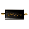 Nooelec SAWbird+ iO - Premium SAW Filter & Cascaded Ultra-Low Noise LNA Module for L-Band (Inmarsat AERO/STD-C) Applications. 1542MHz Center Frequency